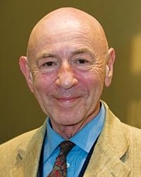 This is a portrait of Walter Mischel.