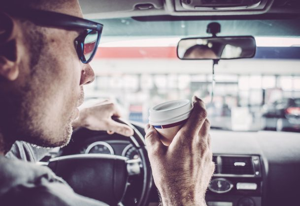 Can a Caffeine Buzz Improve Driving Safety? – Association for Psychological Science – APS