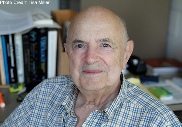 This is a photo of Irv Gottesman
