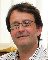 This is a photo of Denis Mareschal.