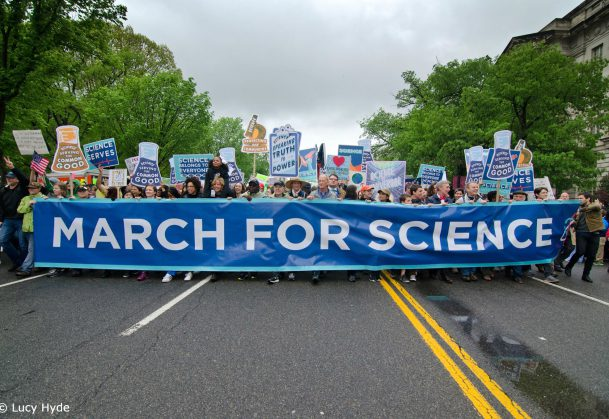 Hitting The Streets For Science What Motivates Protest Behavior