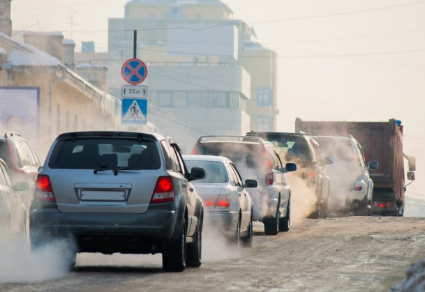 Promising Behavioral Intervention Helps Cut Idling Car Engines