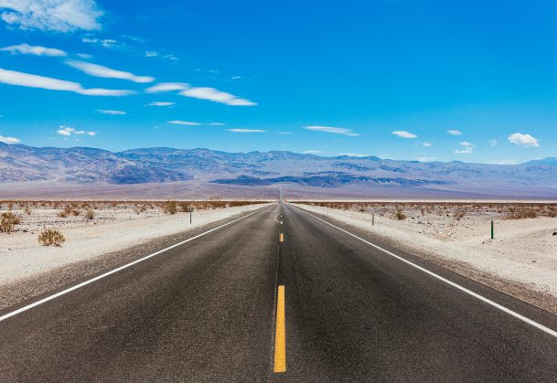 how boring roads lead to distracted driving association for