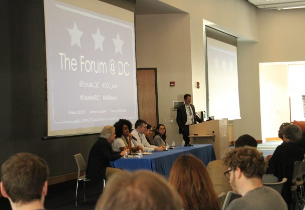 The Forum @ DC: Integrative Science Tackling Challenges in Government