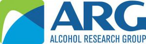 Alcohol Research Group logo