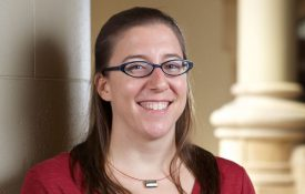This is a photo of APS Fellow Kristina Olson