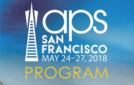 APS 2018 Convention Logo