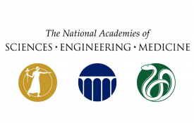 Logo for National Academies of Sciences, Engineering, and Medicine