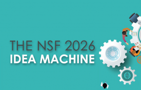 National Science Foundation Welcomes Entries for 2026 Idea Machine Competition