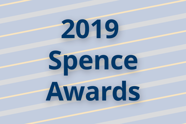 2019 Spence Awards