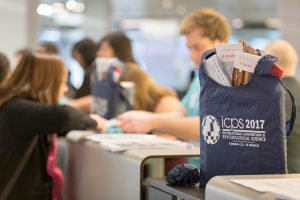 ICPS promotional merchandise for Vienna