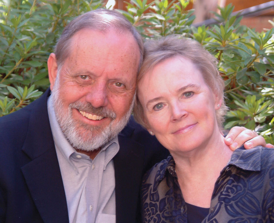 Photograph of Elizabeth Ligon Bjork & Robert A. Bjork