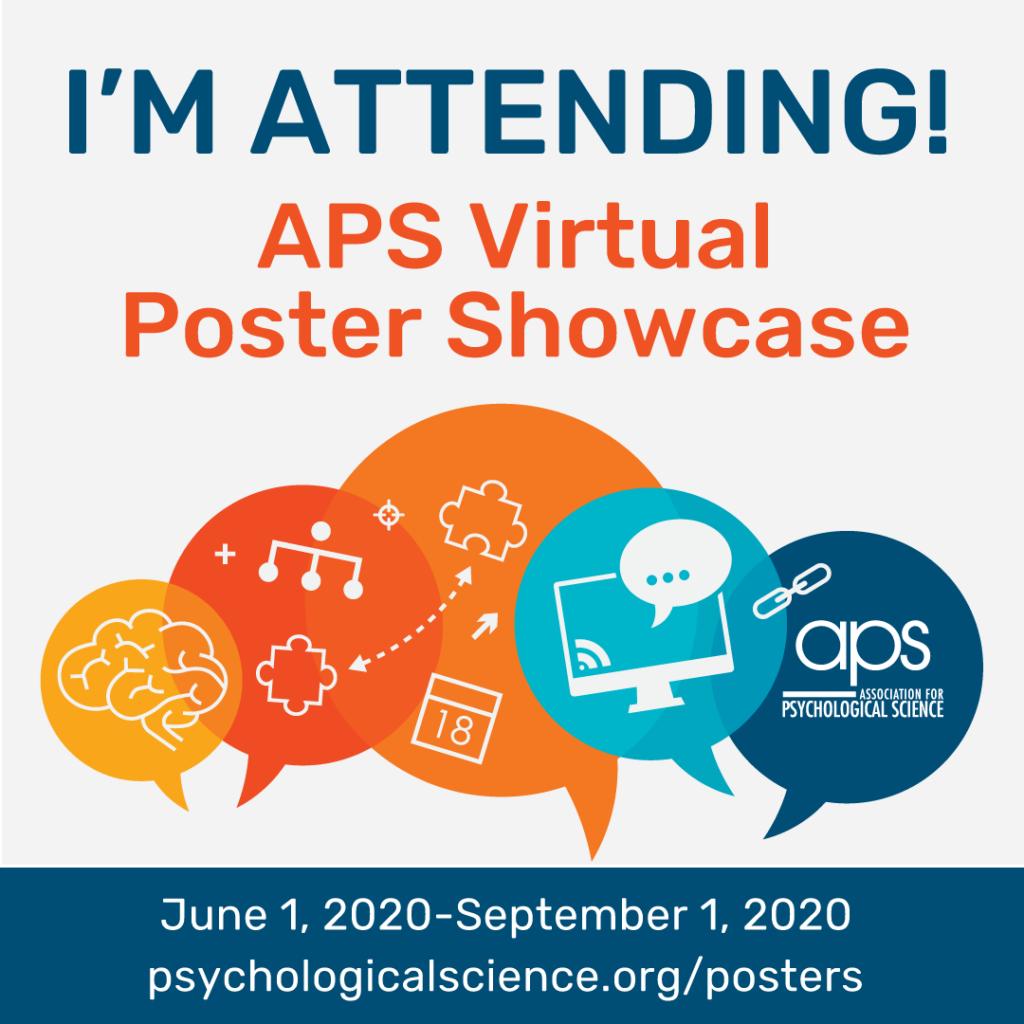 I'm Attending APS 2020 Instagram Image