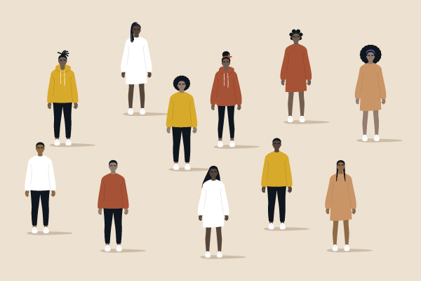 Distinctions in White Audience Associations of 'Black' and 'African American' Labels